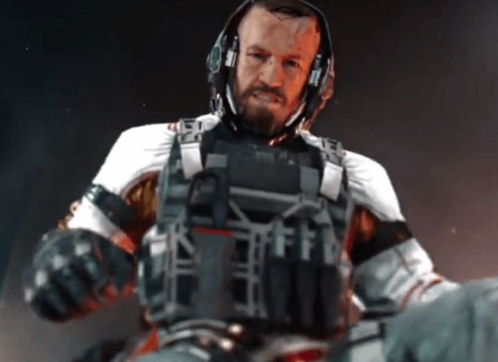 Conor McGregor Call of Duty