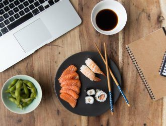 Deliveroo goes 'al desko' for the business crowd