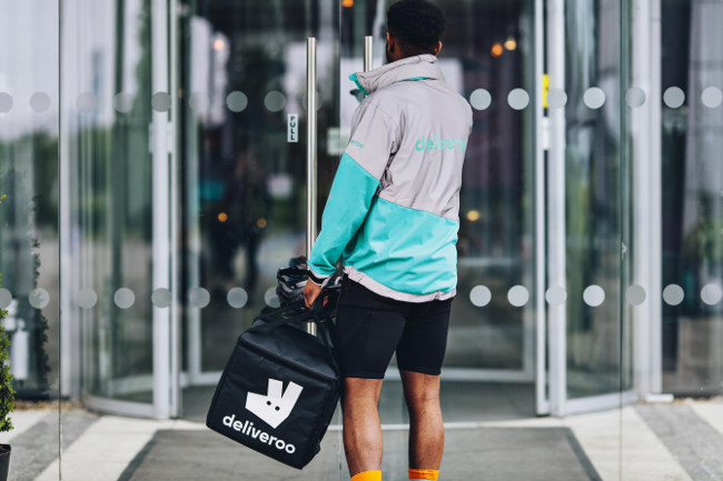 Deliveroo for Business launches in Ireland and UK