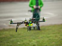 Sky's the limit as Drone Racing League hits screens
