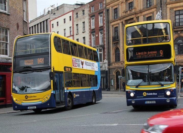 Dublin Bus strike