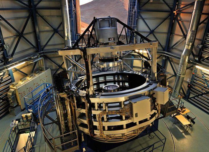 ESO VISTA telescope