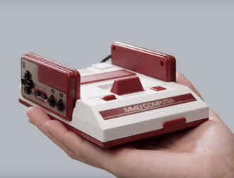 Nintendo to release Famicom Mini retro console, but only in Japan