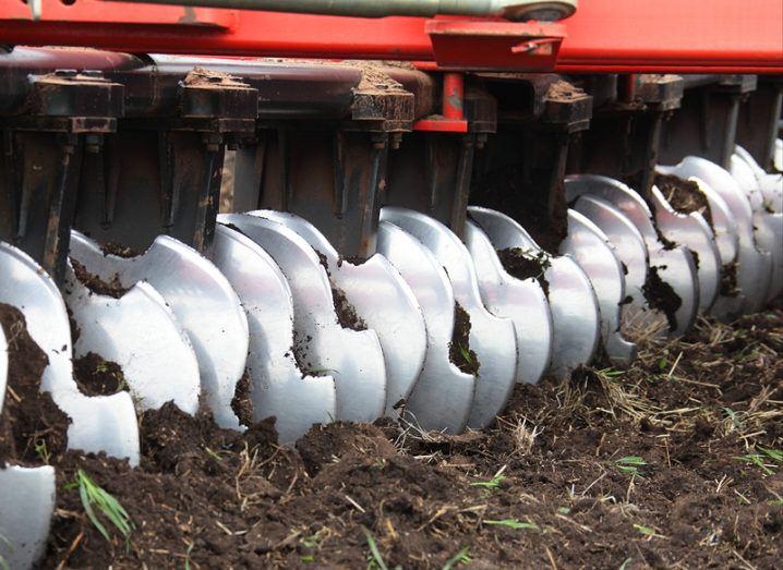 Start-ups farm machinery