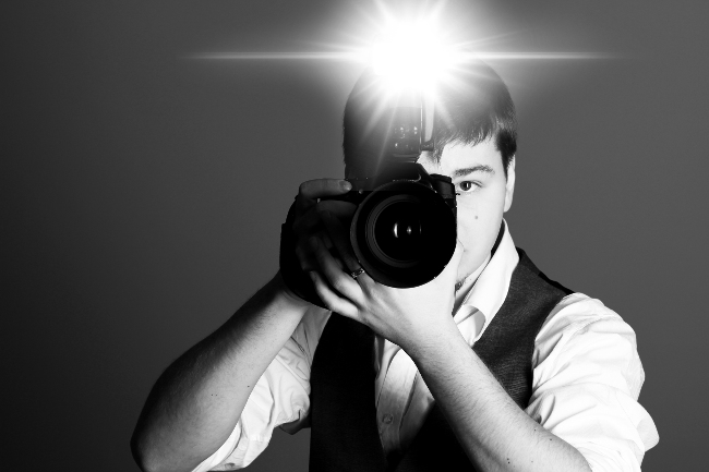 How to be a photographer: Flash