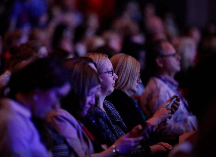 Future of journalism Inspirefest 2016 crowd