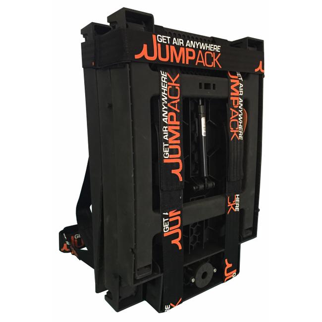 Jumpack portable skating ramp