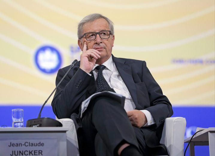 EU President Jean-Claude Juncker