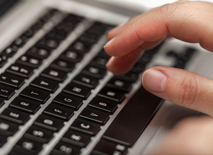 MacBook Pro close-up