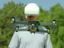 DJI unveils tiny Movidius-powered Mavic Pro drone