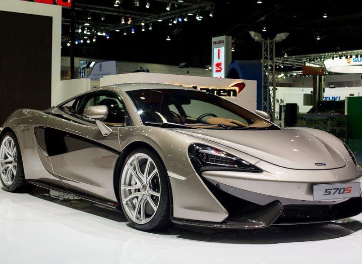 Apple in talks with McLaren