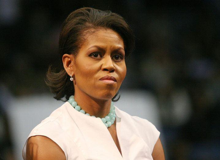 Michelle Obama hack