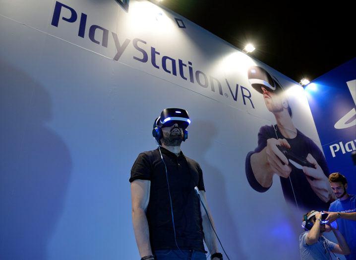 PS4 Pro VR