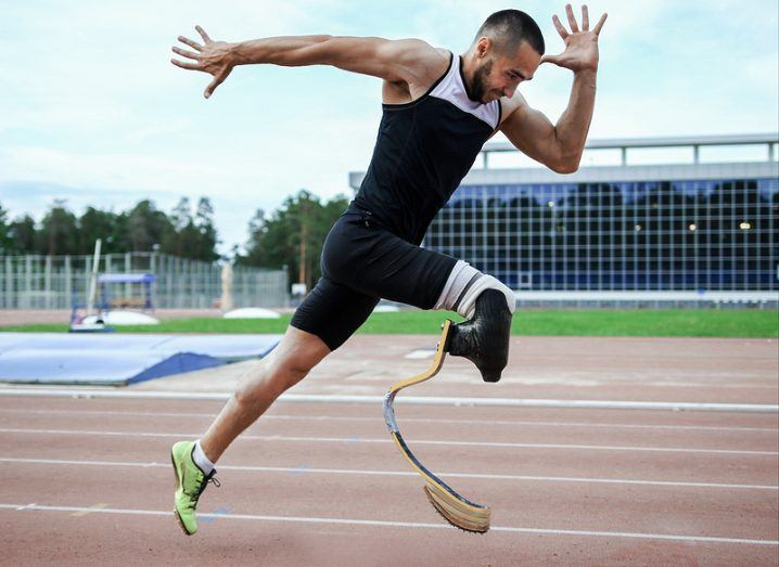 Paralympics Google Doodle
