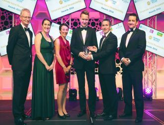 PayPal wins best workplace award at CSR Ireland Awards 2016