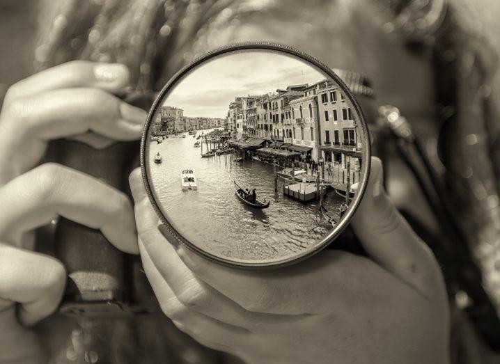 Photographer, Venice