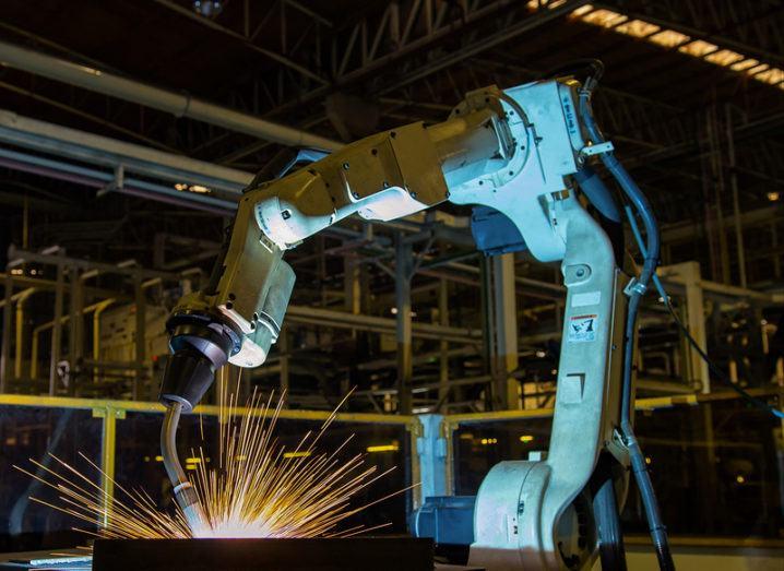 Robots welder