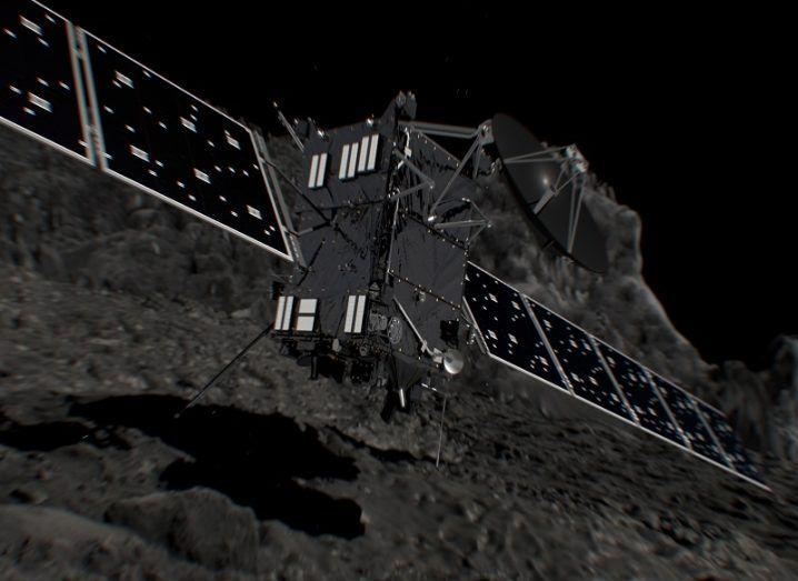 Rosetta final countdown