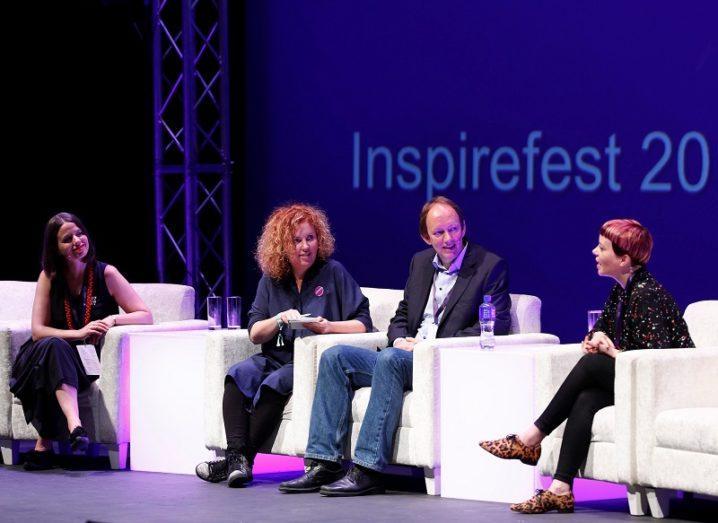 STEAM panel Inspirefest 2016