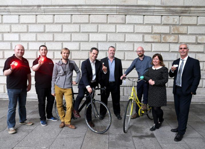 Smart city: Dublin cycling