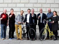 Meet the 5 start-ups smartening up Dublin's booming cycle scene