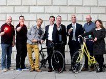 Meet the 5 start-ups smartening up Dublin's booming cycle scene