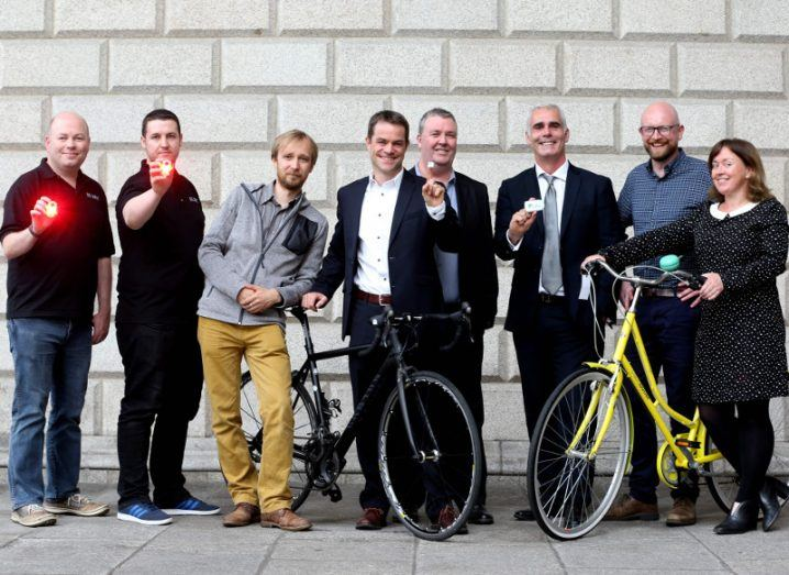 Smart cities Cycling in Dublin event