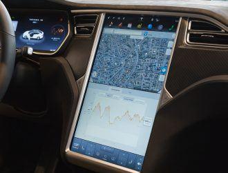Tesla Autopilot 8.0 update uses radar to prevent accidents