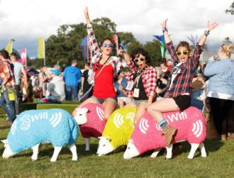 More data than mud: Electric Picnic goers used 12TB of data – Three