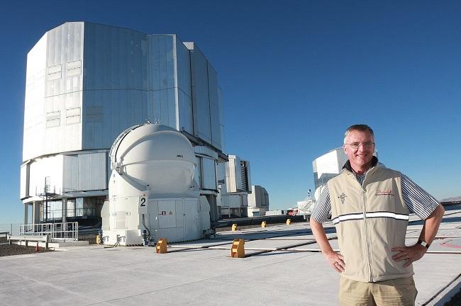 Tim de Zeeuw telescope
