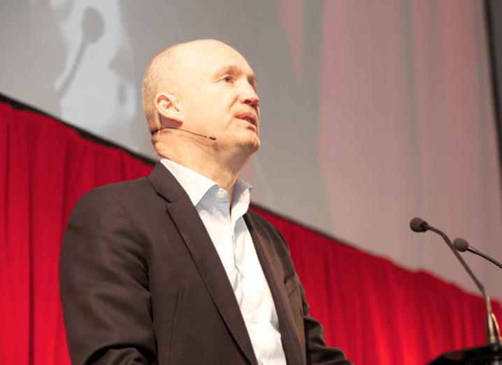 Tony Hanway, CEO, Virgin Media