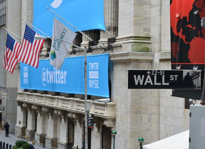 Twitter IPO Wall Street