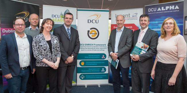 Enrich framework launch, DCU