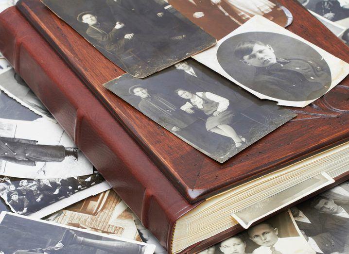 Family tree books