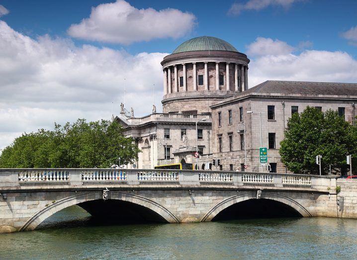 DPC: Four Courts, Dublin