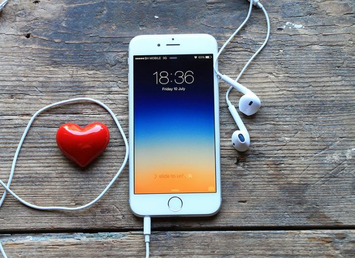 iOS 10: iPhone screen