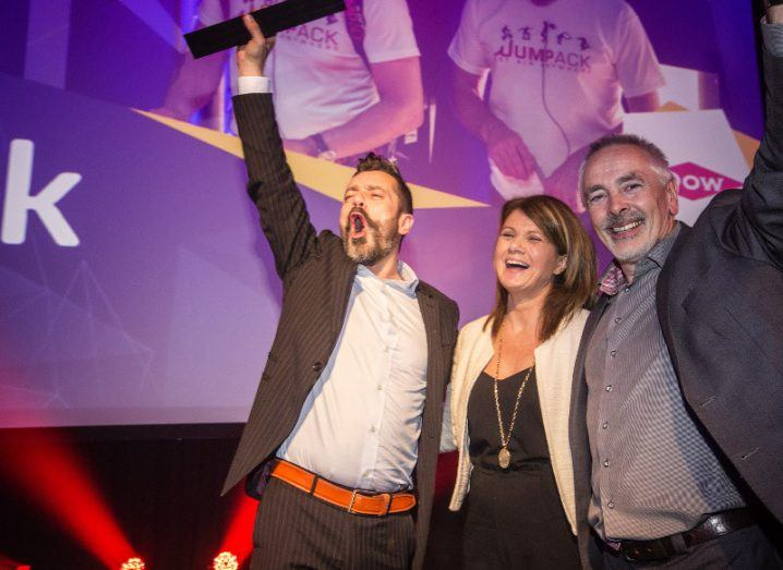 Jumpack, winner, Invent Awards 2016