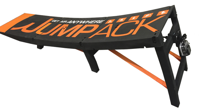 Jumpack ramp