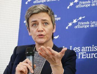 Vestager denies €13bn Apple tax ruling was political