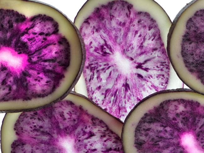 Purple potato