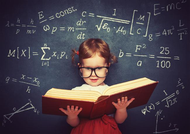 Maths: young maths whizz