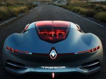 Electric cars make a splash at Paris Motor Show