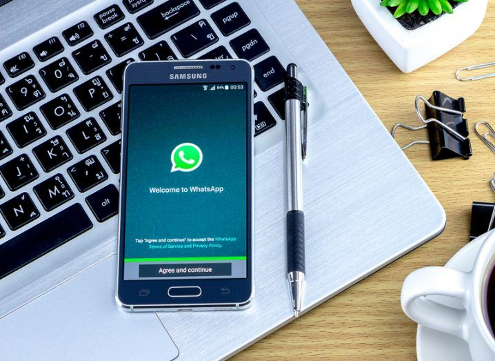 Facebook has been told to stop collecting and storing its 35m German WhatsApp users' data