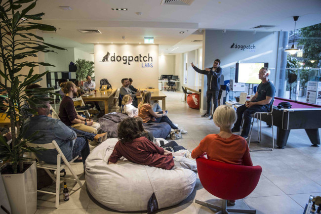 Irishman's $2bn agritech giant brings global accelerator to Dogpatch Labs