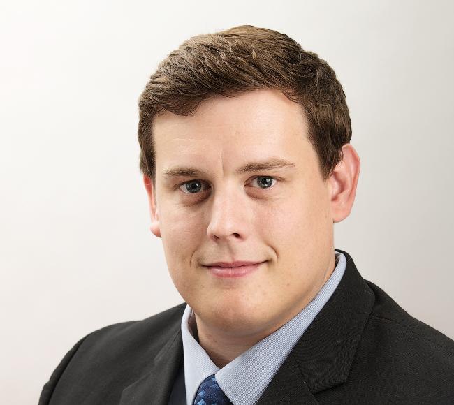 Paul Barrett, Bank of Ireland