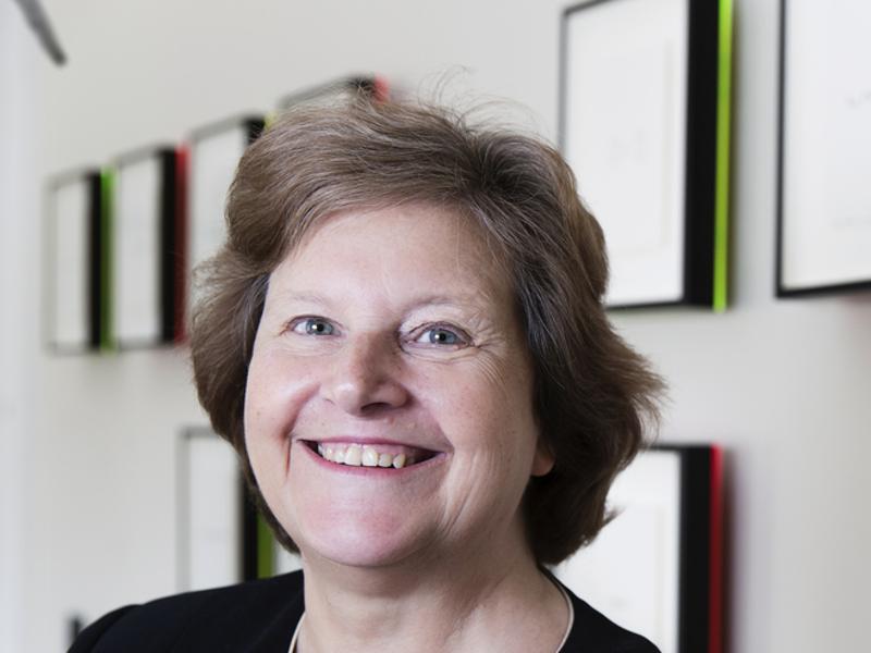 We need more women in the field, says pioneering engineer