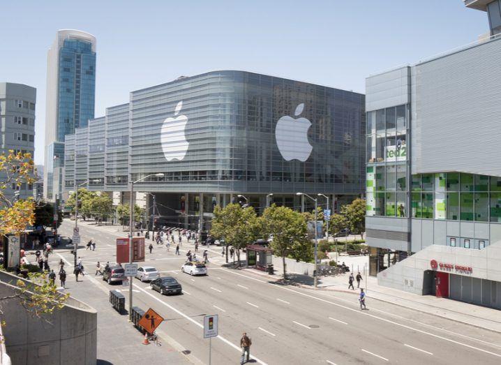 Apple car office