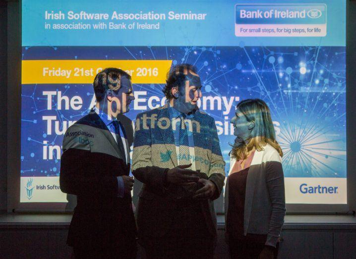 APIs will eat Irish software