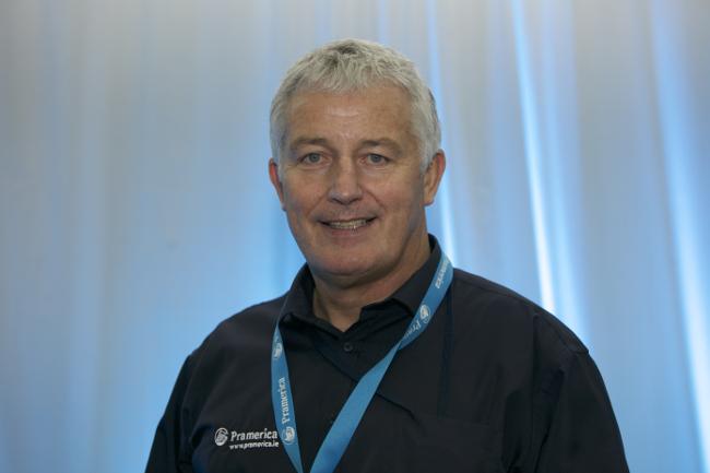 David Roche director of financial services, Pramerica