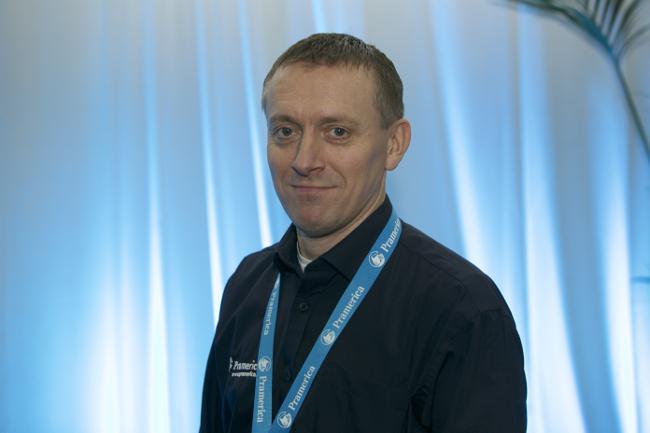 Joe Morgan, Director, Systems Development Pramerica